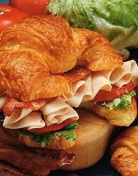 Croissant Deli Sandwich